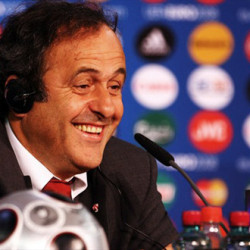 Football must lead anti-racism fight, says Platini