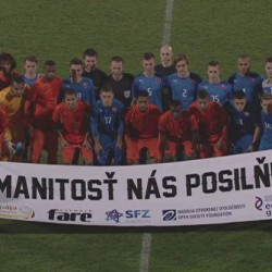 'Diversity makes us stronger' the message from U-21 teams at qualifier