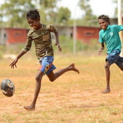 Sport helps Aboriginal communities, says Australian study