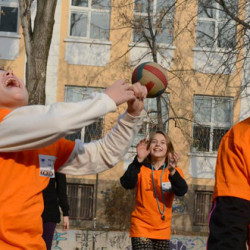 Sports tournament promotes tolerance among children in Bulgaria