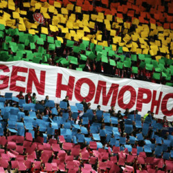 Campaigners call for colourful fan initiatives in support of LGBT Month of Action