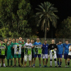 LGBT football tournament to promote tolerance and diversity in Israel