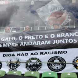 Brazilian football unites in support of racially abused player