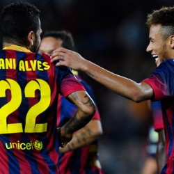 Players show solidarity with Alves as Fare calls for long term action in Spain