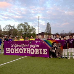 German clubs and Turkish referee partner-up to tackle homophobia