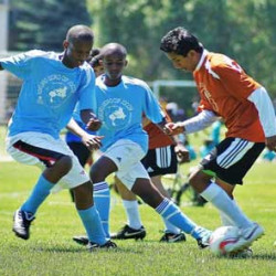 Football tournament celebrates cultural diversity in the US
