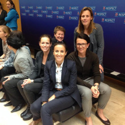 UEFA kicks-off leadership programme for women