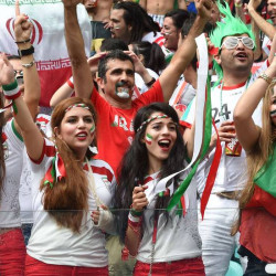 Iranian women join World Cup celebrations and fight for equal rights