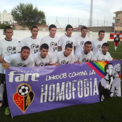 Twitter campaign to raise awareness of homophobia in Spanish La Liga