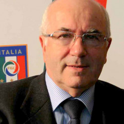 FIFA ban Italian FA President over racist comment