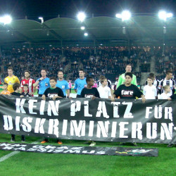 Austrian football reinforces commitment to stamp out far-right extremism