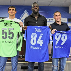 Christopher Samba refuses to play Moscow derby for fans' racism