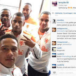 Dutch team selfie sparks racism and new debate over 'black Pete'