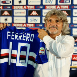 Sampdoria president suspended over 'that Filipino' remark