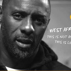 Idris Elba joins Yaya Toure and other players in campaign against Ebola