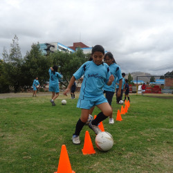 Football academy to boost women's and grassroots football in Ecuador