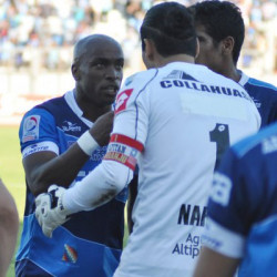 Chilean top tier club sanctioned for fans' racism