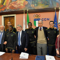 Italian Ministry of Labour and CONI strengthen partnership on immigrants' inclusion
