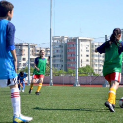 Romanian think-tank furthers social cohesion through football initiatives