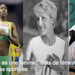 Gender testing and the 'policing of femininity' in sports addressed in Paris