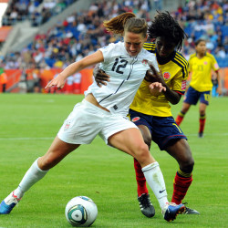 World Cup fever to boost female participation in football