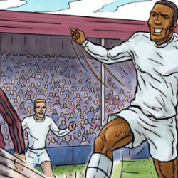 FURD launch comic book to remember first black player at an FA Cup final