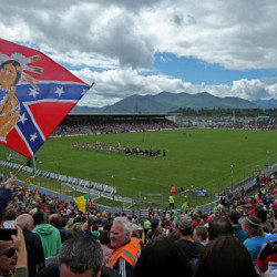 SARI calls on Gaelic Athletic Association to ban Confederate flag