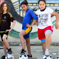West Asian and North African women's teams gear up for DISCOVER FOOTBALL festival in Lebanon