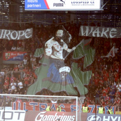 Discriminatory displays at Czech top league match highlight Europe's rise in xenophobia