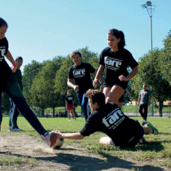 UEFA 2013/2014 Football and Social Responsibility Report launched