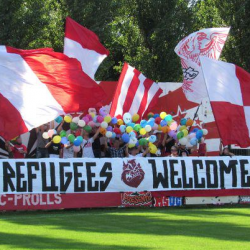 German football sets the standard for tolerance in welcoming refugees