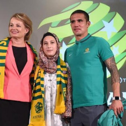 Football Federation Australia to help Europe's migrant crisis