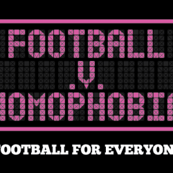 Welsh FA back Football v Homophobia Month of Action