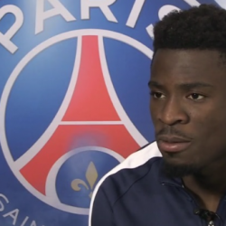 Paris Saint-Germain suspend Serge Aurier over homophobic comments