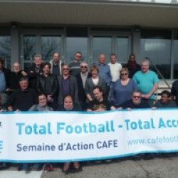 French national disabled supporters group established