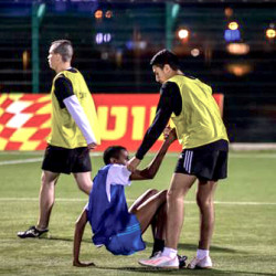 Haifa conference to discuss football for Jewish-Arab tolerance