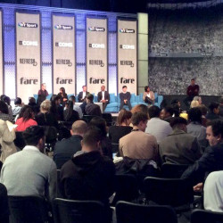 Data shows lack of racial and gender diversity in sports media