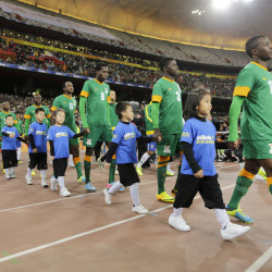 Footballers in South Africa respond to xenophobic attacks