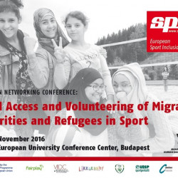 Budapest conference to address challenges and opportunities to refugee inclusion
