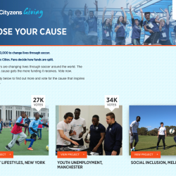 New York City FC ask fans to vote for the most inspiring social inclusion projects