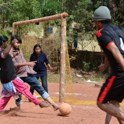 Pioneering league defies gender segregation in India
