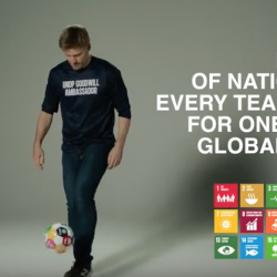 UN Global Goals World Cup to bring football and activism to Nairobi