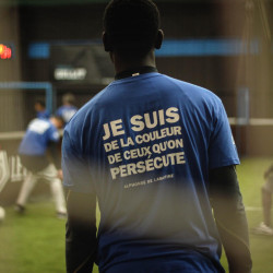 Licra hosts football tournament to unite refugee and student communities in Paris