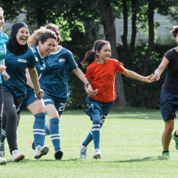 Football and gender equality programme to reach 60,000 children in Uruguay