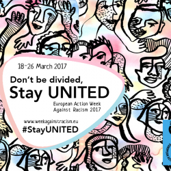 UNITED action week against racism 2017