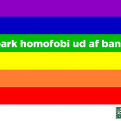 Danish football takes stand to combat homophobia