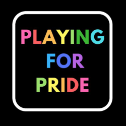 Austin da Luz, and other US players, Playing for Pride in 2017