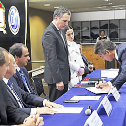 Peruvian institutions sign agreement to tackle racism in football