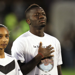 Muntari banned after protest against racism