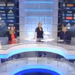 Mehdi Benatia racially abused during live TV interview in Italy as mystery voice calls him a 's****y Moroccan'
